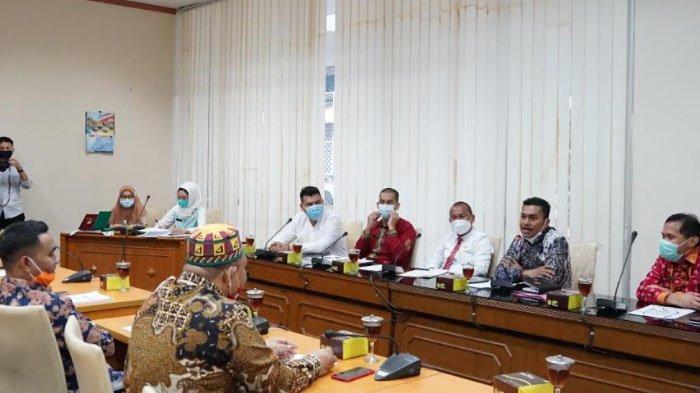 Panja RKT DPRA Kunker ke DPRD Sumatera Utara