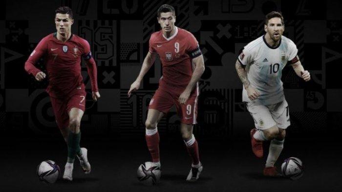 Live Streaming The Best FIFA Football Awards 2020 Pukul 01.00 WIB, Siapa Pemain Terbaik Dunia?