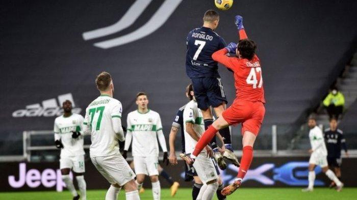 Ronaldo Toreh Tinta Emas Baru, Sukses Jebol Gawang Semua Tim di Serie A