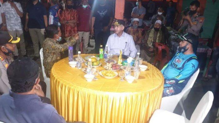 Akmal Ibrahim Minta Akhiri Konflik Para Elite, Dukung Pembangunan Multi Years Contract