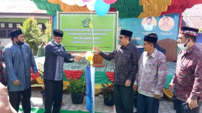 MIS Meunara Baro Berganti Nama Jadi Madrasah Ibtidayah Terpadu
