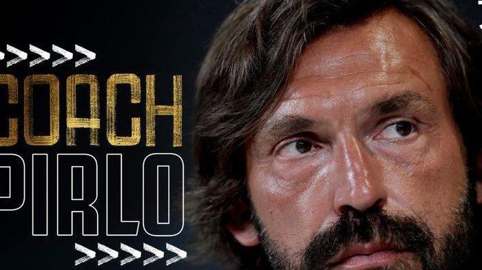 Sempat Kontroversi, Pirlo Akhirnya Sah Jadi Pelatih Kepala Juventus, Kantongi Lisensi UEFA Pro