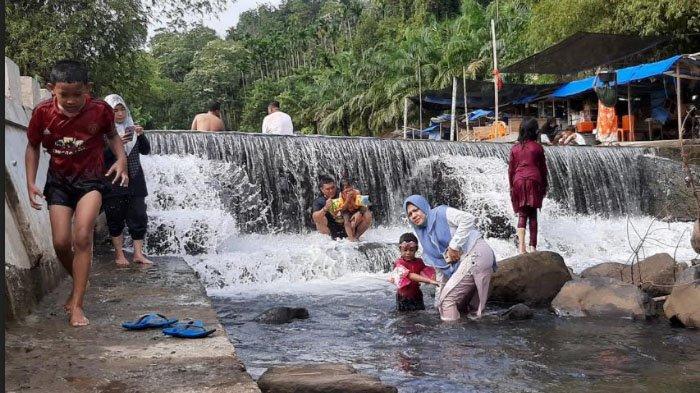 Merasakan Kesejukan Sungai Saweuk di Aceh Utara, Objek Wisata yang Makin Diminati Pengunjung