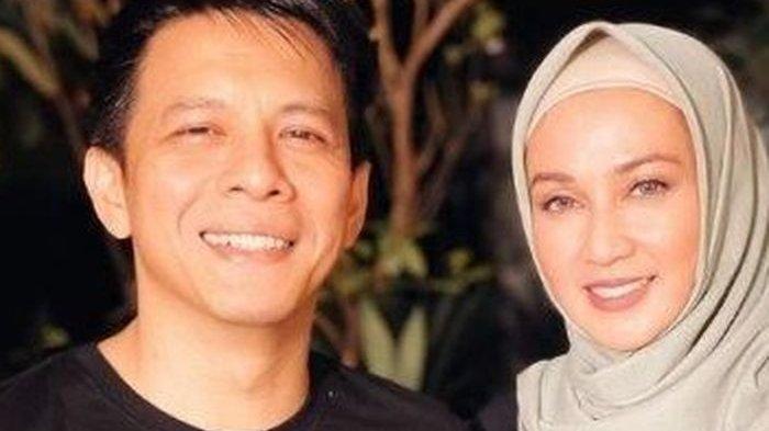 Netizen Harapkan Duda dan Janda Bersatu, Ariel NOAH dan Dina Lorenza Kompak Malu-malu