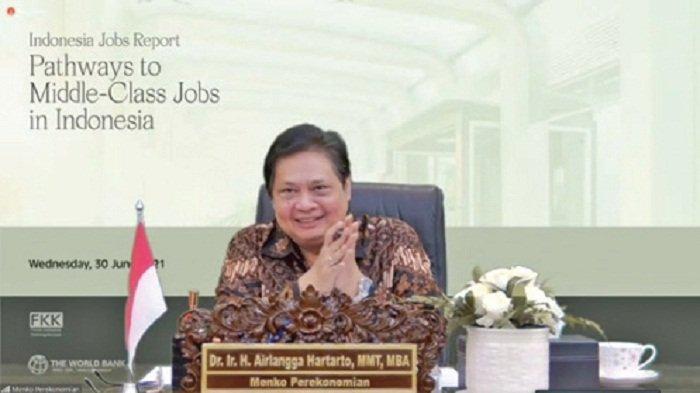 Pemerintah Tingkat SDM hingga Bertransformasi Digital, Untuk Capai Indonesia Maju 2045