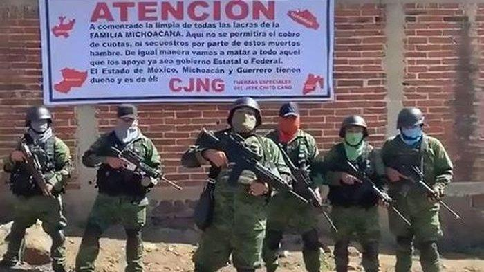 Geng Narkoba Meksiko Ancam Lawan Pemerintah, Berencana Membantai Pejabat yang Nekat Korupsi