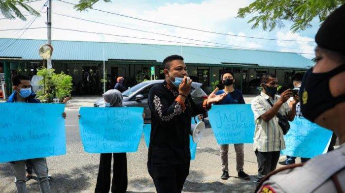 Massa GAH Pertanyakan Pembelian 3 Unit Kapal Aceh Hebat, Terindikasi Ada Markup Harga