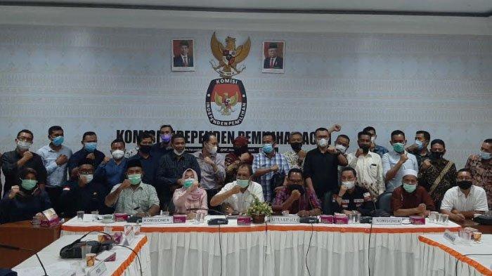 KIP Tetapkan Tahapan Pilkada Aceh Tahun 2022, Ini Jadwalnya