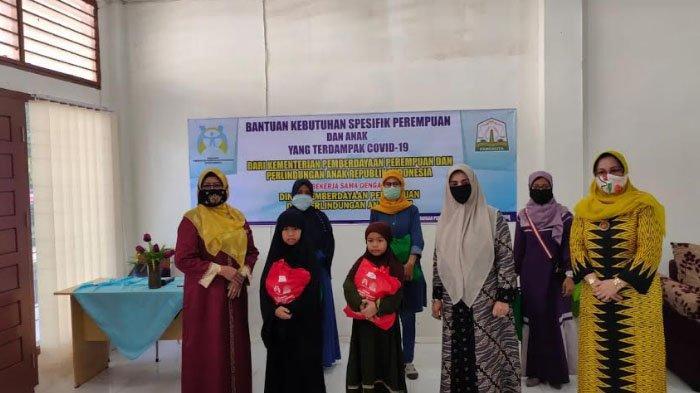 Kementerian PPA Salurkan 119 Paket Bantuan Spesifik untuk Perempuan dan Anak di Banda Aceh