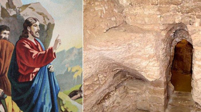Arkeolog Temukan Goa yang Diyakini Rumah Masa Kecil Yesus Kristus di Nazareth