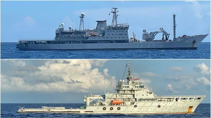 Bangkai KRI Nanggala 402 Segera Dievakuasi, 3 Kapal dari China Tiba di Bali, Ini Kehebatannya