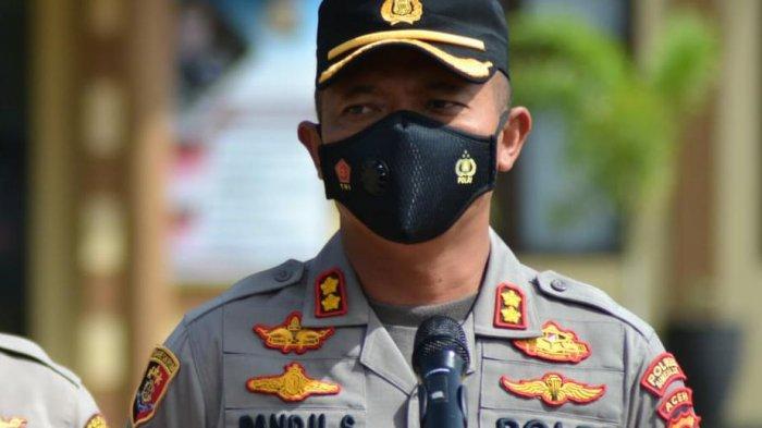 Heboh Ninja Bertopeng, Kapolres Simeulue Imbau Masyarakat jangan Mudah Percaya Hoaks