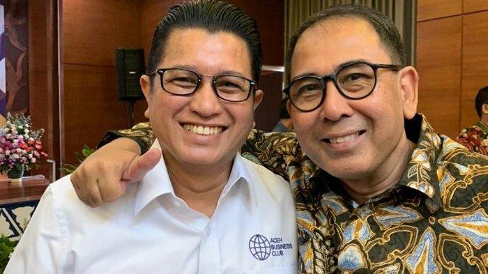 Presiden Aceh Business Club, Sabry Ali, Sebut Makmur Budiman Sebagai Guru
