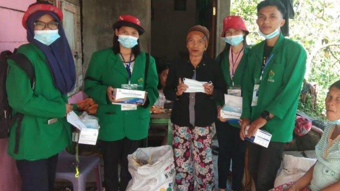 Cerita Mahasiswa Unimal KKN-BK di Tengah Pandemi Covid-19 di Pakpak Bharat Sumut