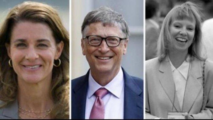 Perceraian Miliarder Bill Gates dan Melinda Disebut Dipicu Orang Ketiga, Inilah Sosok Ann Winblad