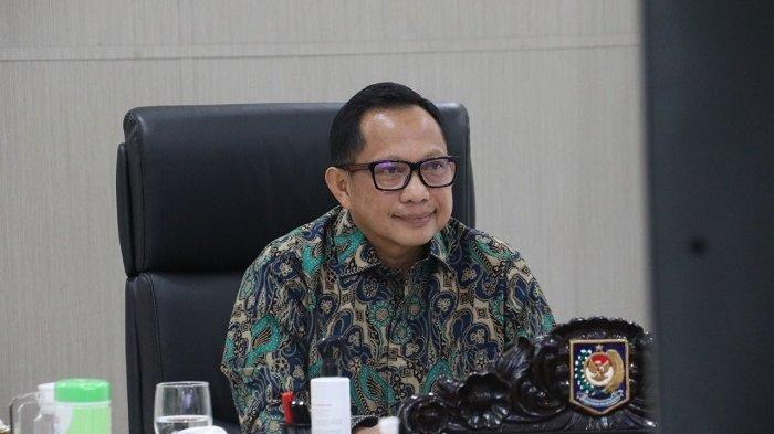 Mendagri, Muhammad Tito Karnavian.