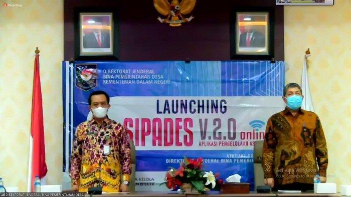 Kemendagri Luncurkan Sistem Pengelolaan Aset Desa (SIPADES Online Versi 2.0)