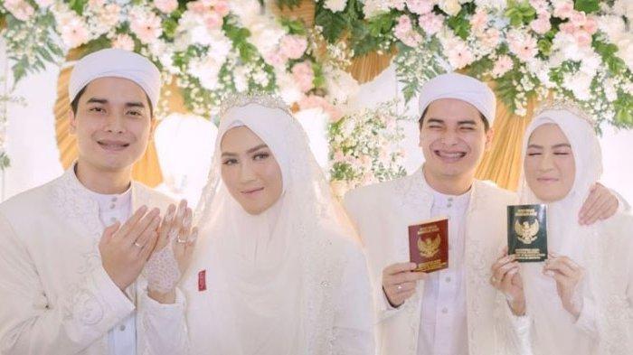 Pamer Foto Nikah dengan Alvin Faiz, Henny Rahman Curhat soal Cinta dan Pasangan Hidup, Ada Apa?
