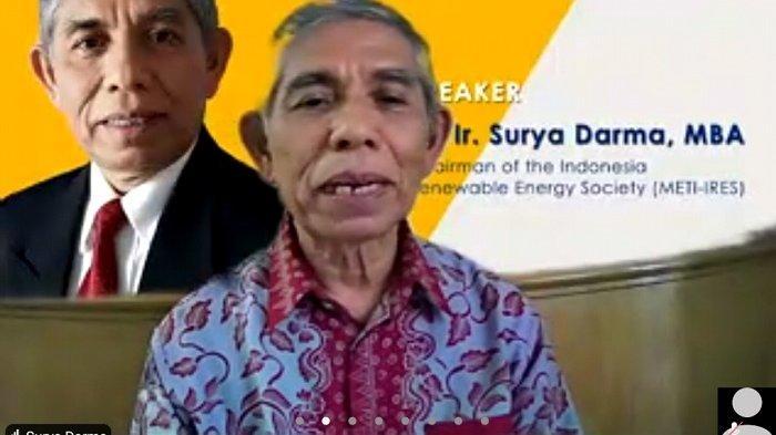 Ketua PP TIM Surya Darma Sebut Danau Laut Tawar Punya Potensi Besar Bidang Energi