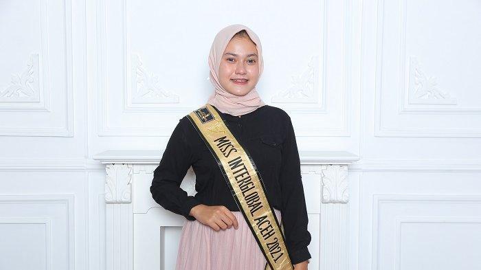 Simak Trik Miss Interglobal Aceh 2021 Menjaga Kebugaran SelamaBulan Puasa