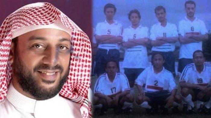 Syekh Ali Jaber Pernah Hobi Main Sepak Bola, Pakai Nomor Punggung 8 hingga Dapat Julukan Ali Zidane