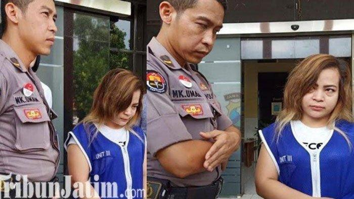 Wanita Ini Sembunyikan Sabu di Lubang Kemaluan dan Lubang Dubur Demi Bayaran Rp 15 Juta
