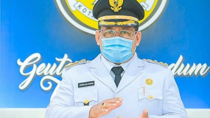 Aminullah Mohon Gubernur Hibah Tanah untuk Bangun Bak Penampungan Air WTP PDAM 16.000 Liter/Detik