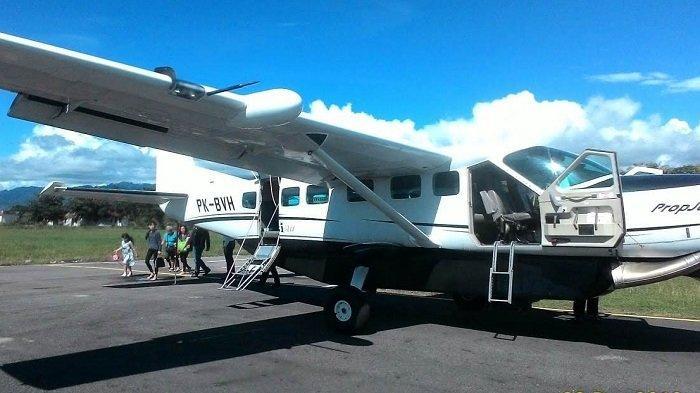 Pesawat Susi Air Terbang Tanpa Penumpang, Ini Penyebabnya