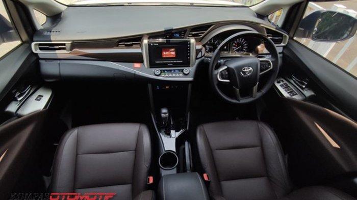 Penampakan Kabin Toyota Kijang Innova Langka, Hanya Ada 50 Unit di Dunia