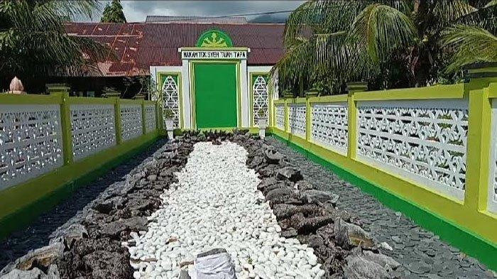 Setelah Dipugar, Begini Penampakan Makam Tgk Syeh Tuan Tapa Sekarang