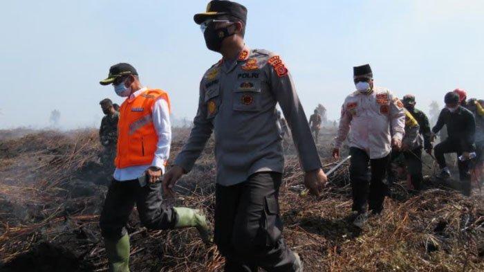 Awas, Dampak Kebakaran Lahan di Tengah Pandemi