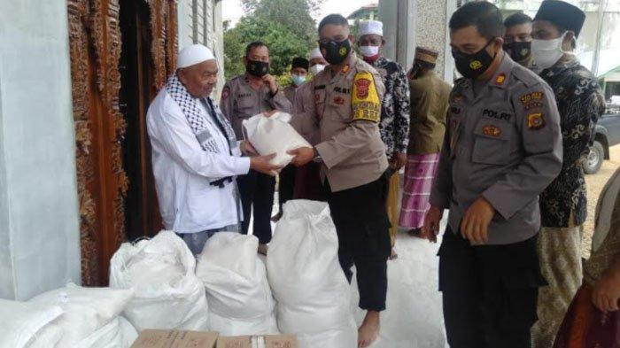 Polisi Ajak Abu Paya Pasi Sosialisasi Protkes