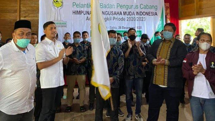 HIPMI Siap Berinvestasi di Pulau Banyak, Bupati Aceh Singkil: Kami Tunggu Langkah Konkret