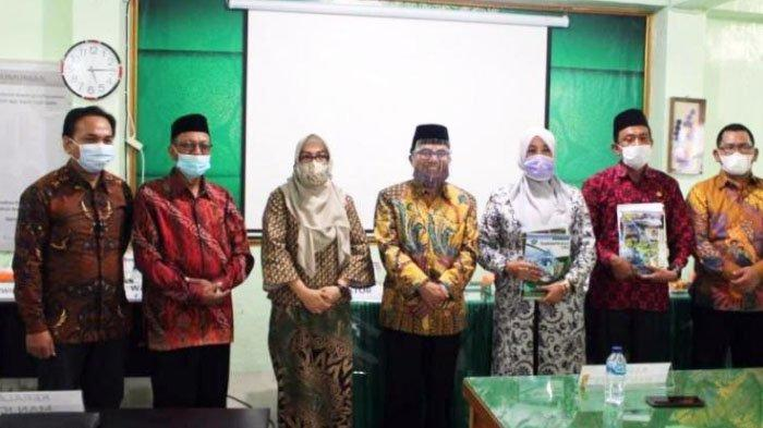 Rektor UIN Jambi Kunjungi MAN Model Banda Aceh