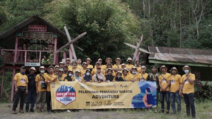 30 Pemandu Wisata Siap Temani Wisatawan Mendaki Gunung Burni Kelieten