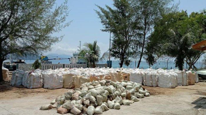 YARA Sorot Tumpukan Limbah Tambang Emas di Kompleks Pelabuhan Tapaktuan