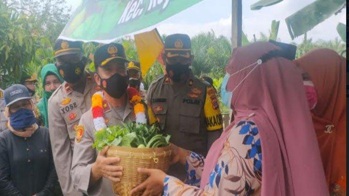 Apresiasi Kampung Tangguh di Aceh Tamiang, Wakapolda Aceh: Harus Dicontoh untuk Mencegah Covid-19