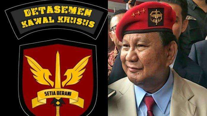 Prabowo Rekrut 100 Body Guard Terlatih untuk Kawal Dirinya, Digembleng Kopassus di Jawa Barat