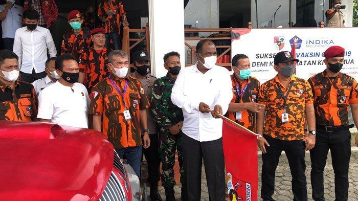 Pemuda Pancasila Turunkan Relawan Penanganan Covid-19 di Banda Aceh