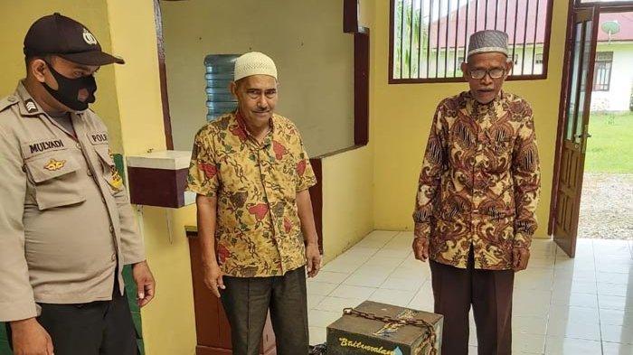Diduga Mencuri Uang Kotak Amal Masjid di Aceh Timur, Seorang Warga BerKTP Bireuen Diciduk