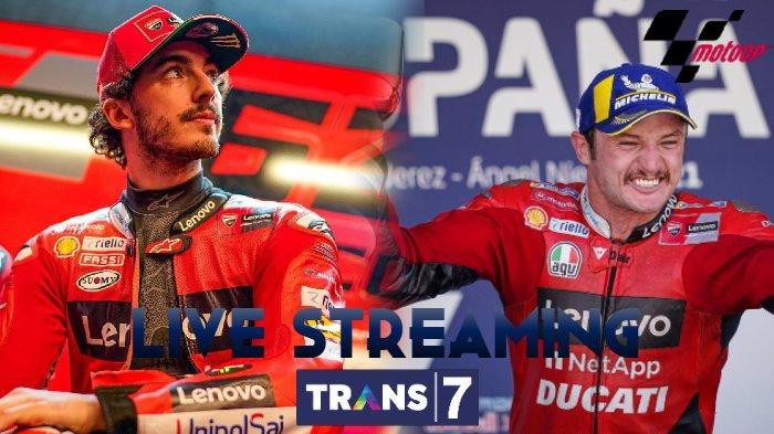 Hasil MotoGP Belanda 2021, Ducati Terpuruk di FP 1 dan 2, Francesco Bagnaia: Kami Kehilangan Sesuatu