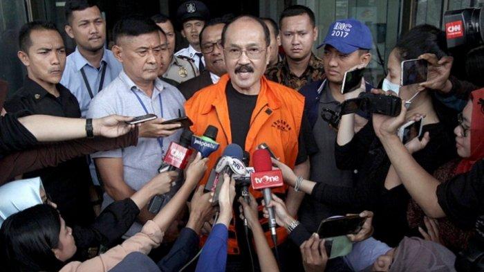 Ditahan di Rutan Gedung Merah Putih KPK, Fredrich Yunadi Satu Rutan dengan Setya Novanto