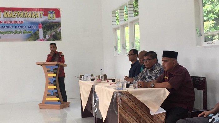 Untuk Kedua Kalinya Ftk Uin Ar Raniry Gelar Baksos Di Pulo Aceh Serambi Indonesia