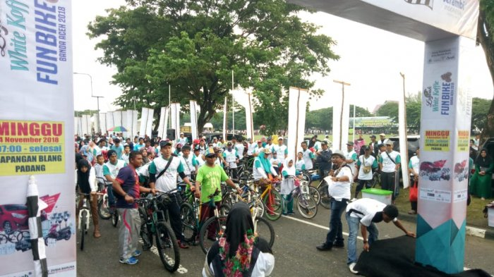 Momen Sepeda dan Jalan Santai Jadi Sarana Silaturahmi Setelah Pemilu