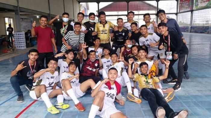 Tekuk Gayo Lues di Play-off, Futsal Aceh Utara Segel Tiket Terakhir ke PORA Pidie Tahun 2022