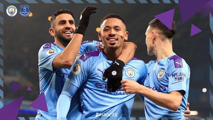 Hasil Liga Inggris - Man City dan Man United Bersaing Ketat, Sama-sama Raih Tiga Poin