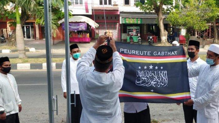 Pengurus Partai Gabthat Banda Aceh Resmikan Kantor
