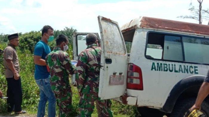 BREAKING NEWS - Seorang Gadis di Aceh Singkil Ditemukan Meninggal Terkubur Dekat Kantor Desa