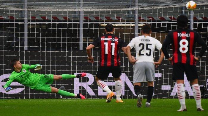 Wow! AC Milan Tim Terbanyak Penalti di Serie A, 14 Kali dari 20 Laga, Begini Analisa Keabsahannya