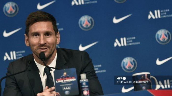 Gaji Lionel Messi di PSG Rp 1,8 Miliar Per Hari